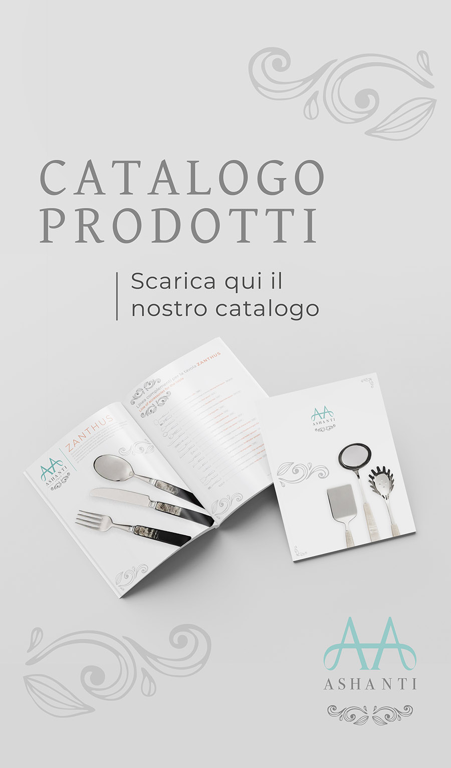 catalogo prodotti ashanti collections